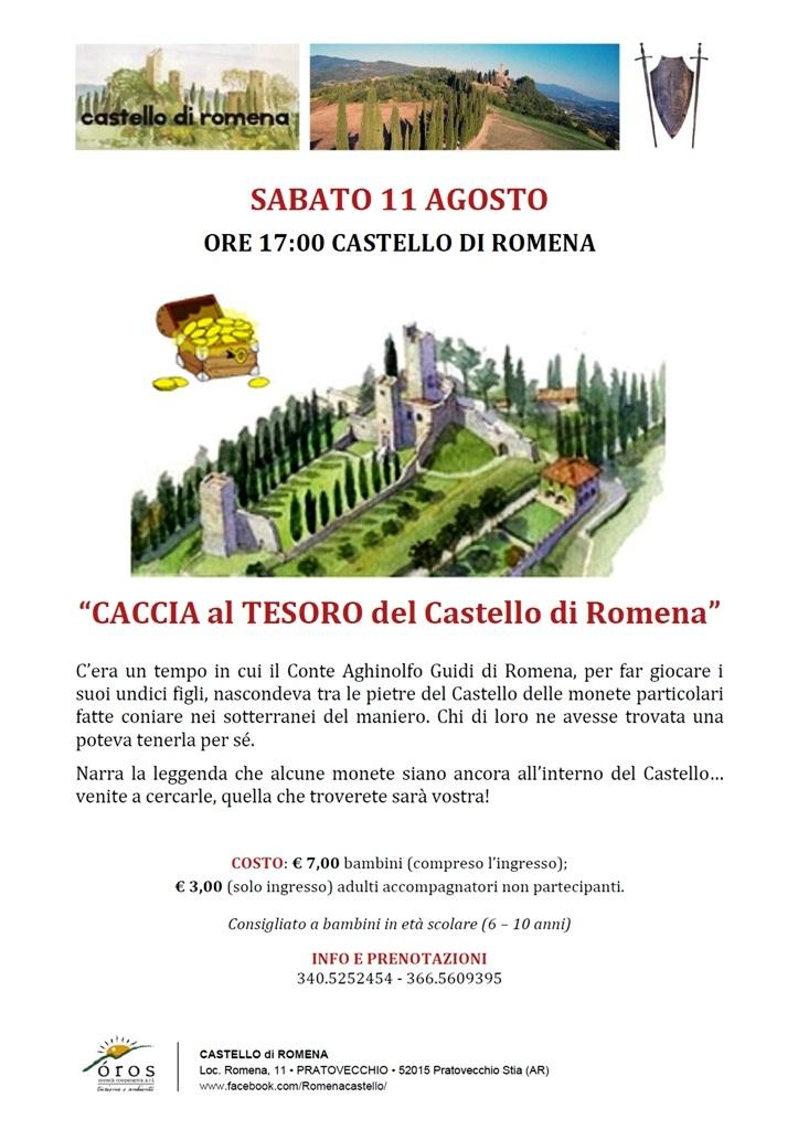 Castello di Romena 11.08.2018