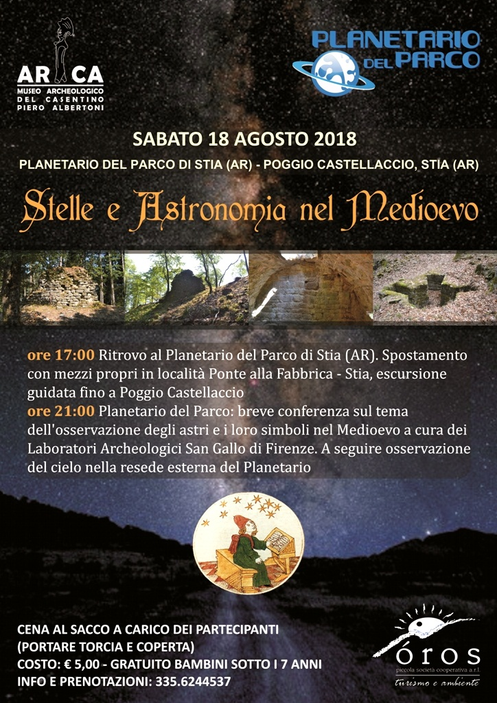 Archeo-escursione al sito di Poggio Castellaccio