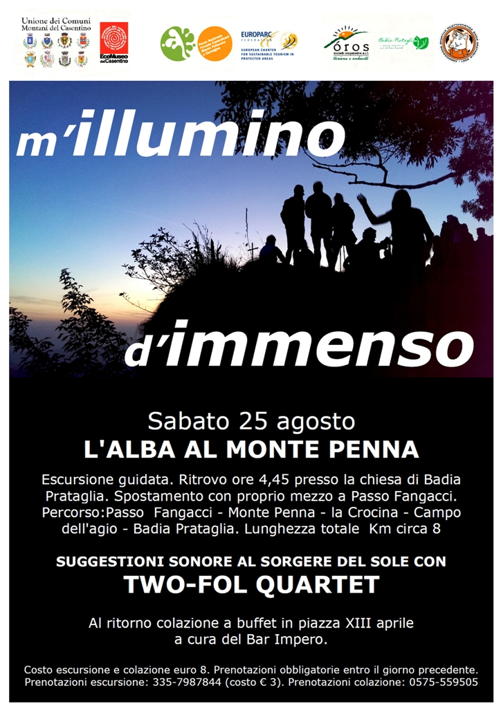m'illumino d'immenso