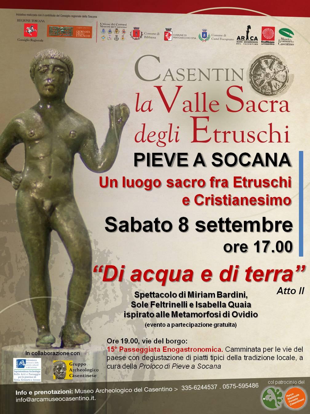 Un luogo sacro fra Etruschi e Cristianesimo