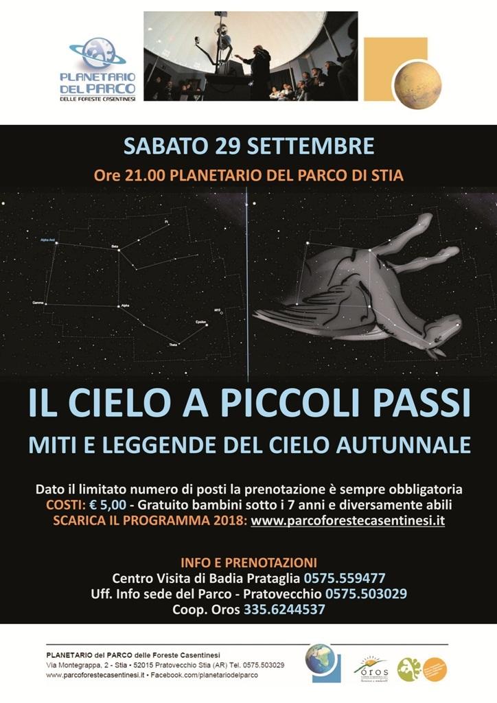 Il Cielo a Piccoli Passi