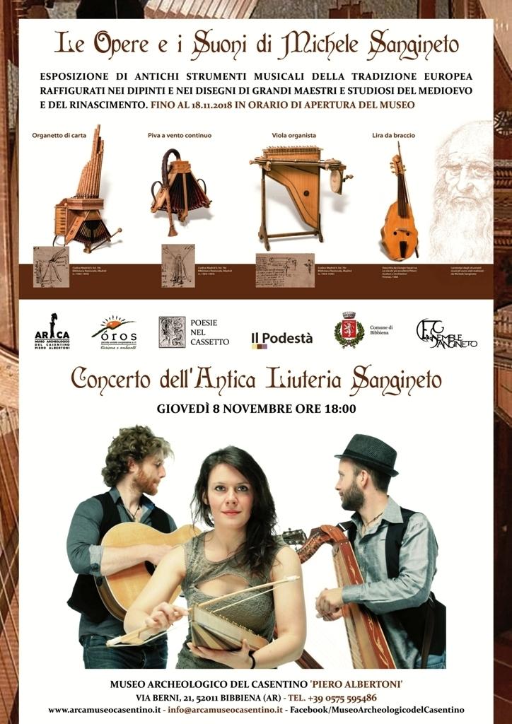 Concerto dell'Antica Liuteria Sangineto