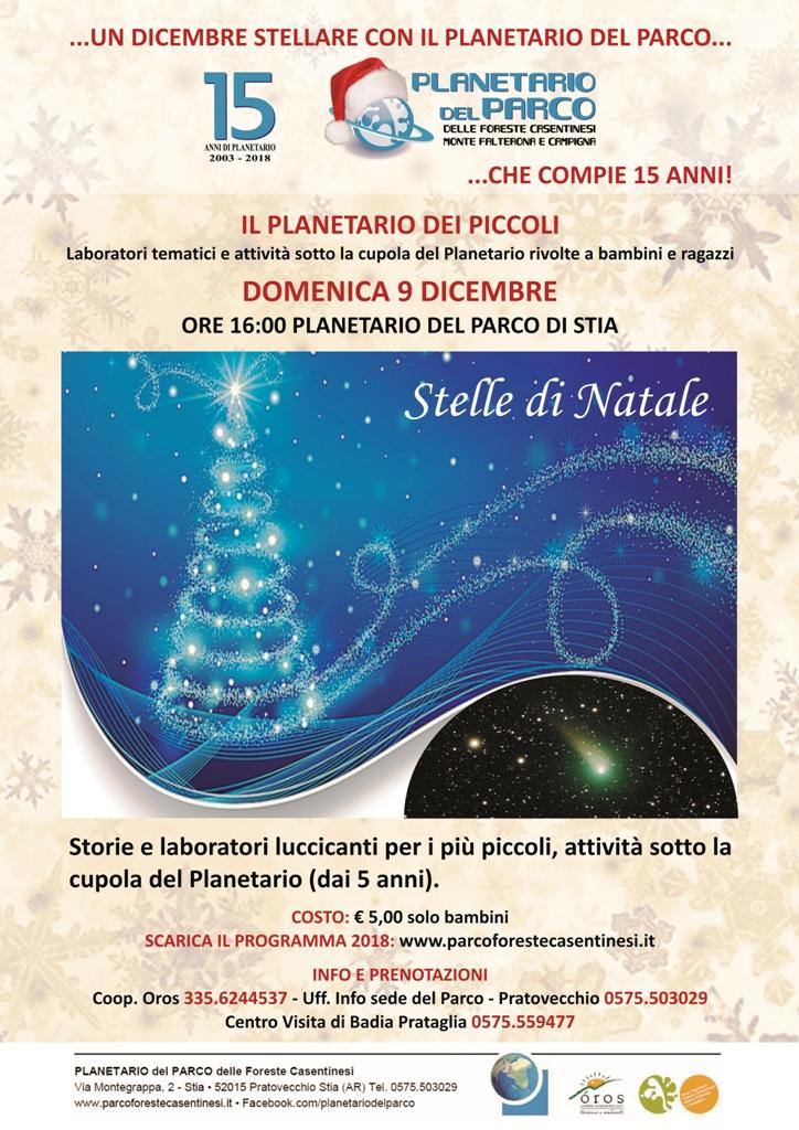 15 anni di Planetario del Parco!