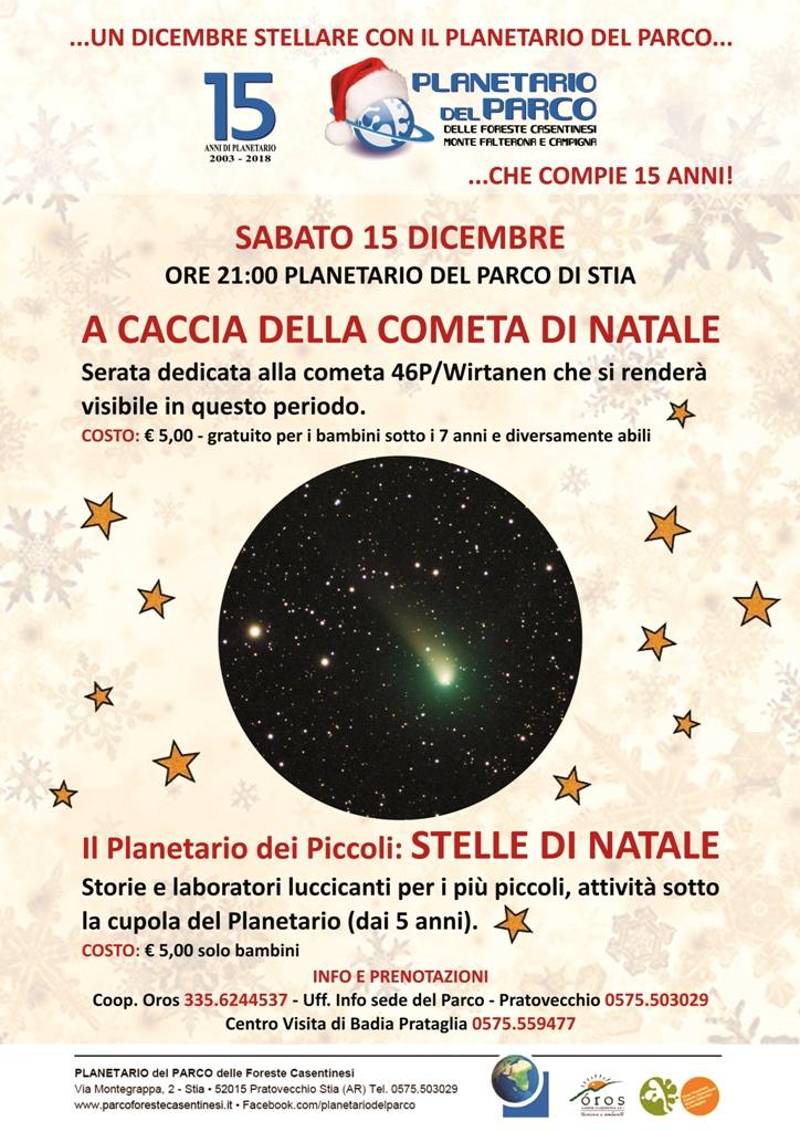 Il Planetario dei Piccoli: Stelle di Natale