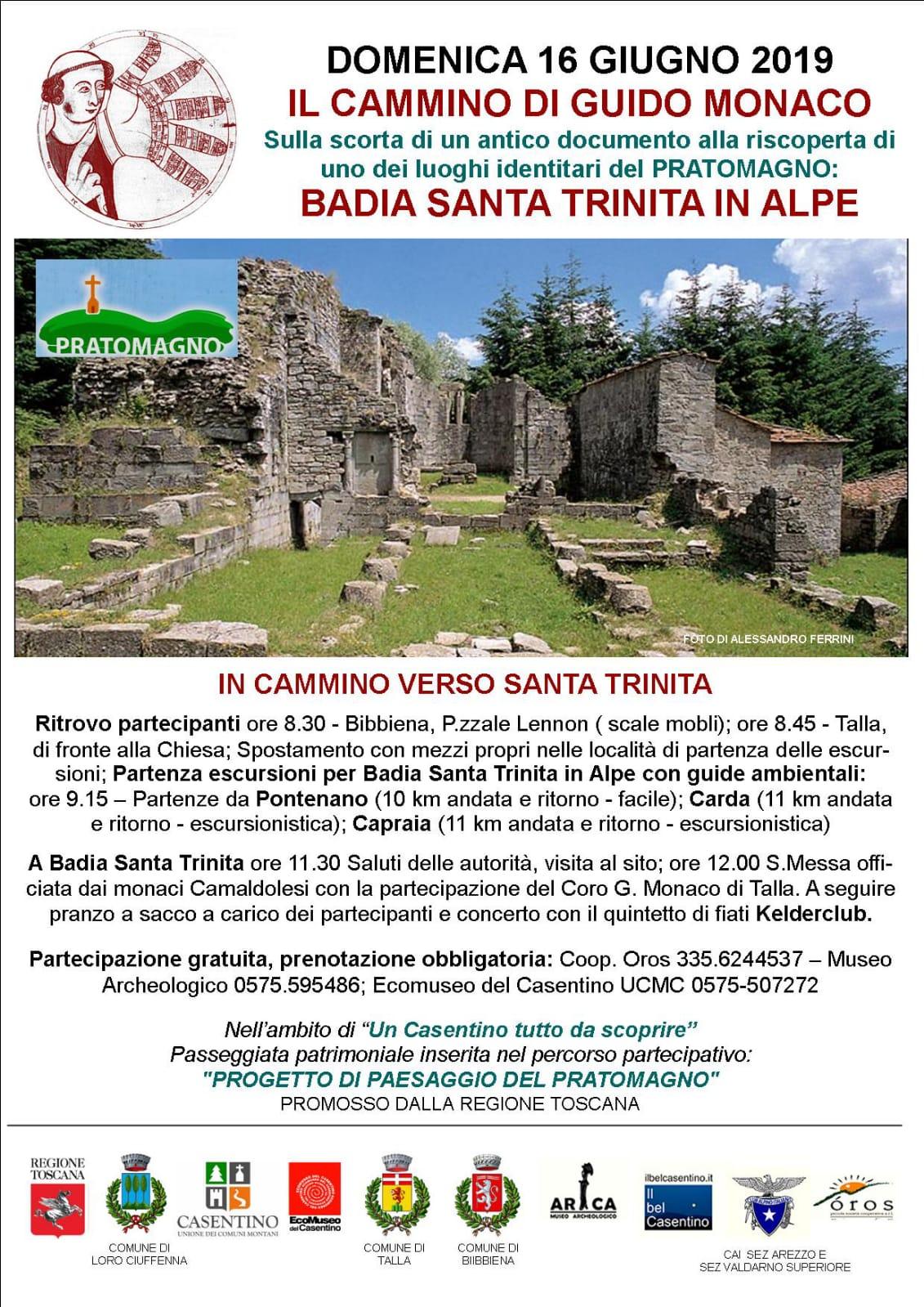 Badia Santa Trinita in Alpe