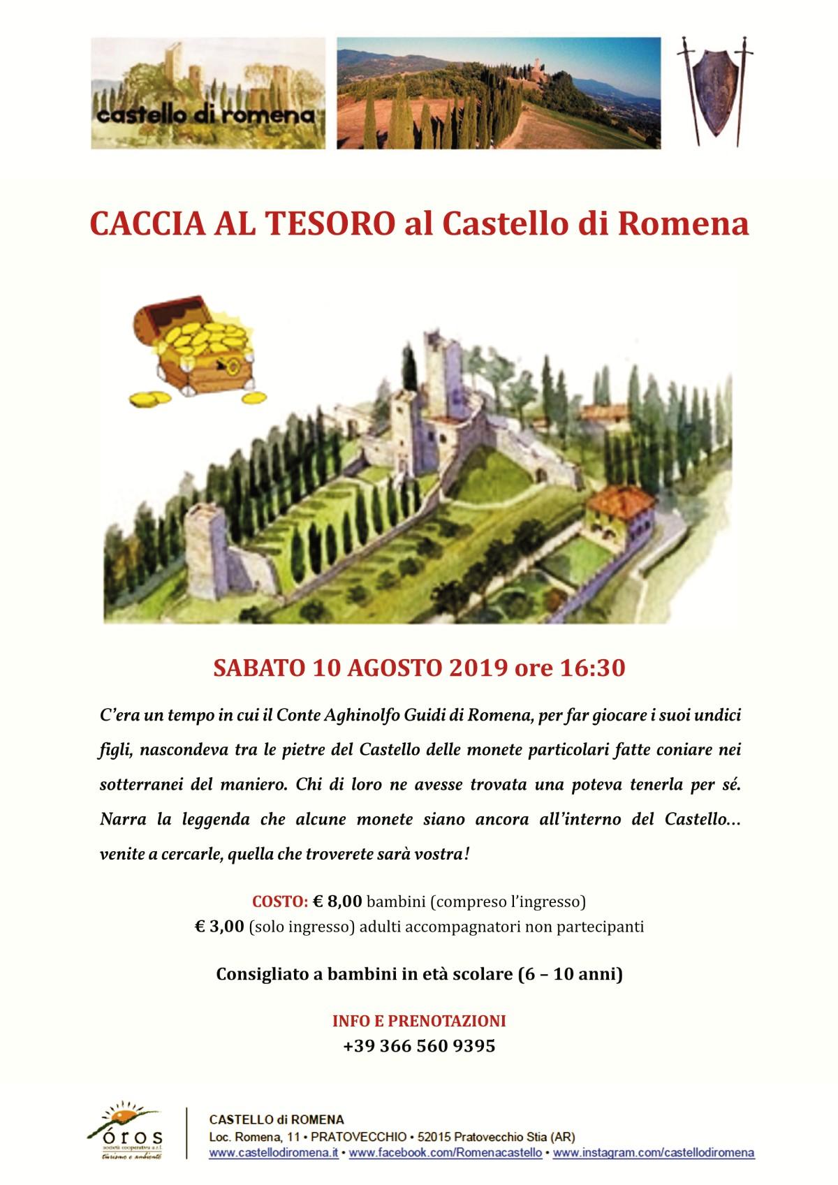 Castello di Romena 10 Agosto 2019