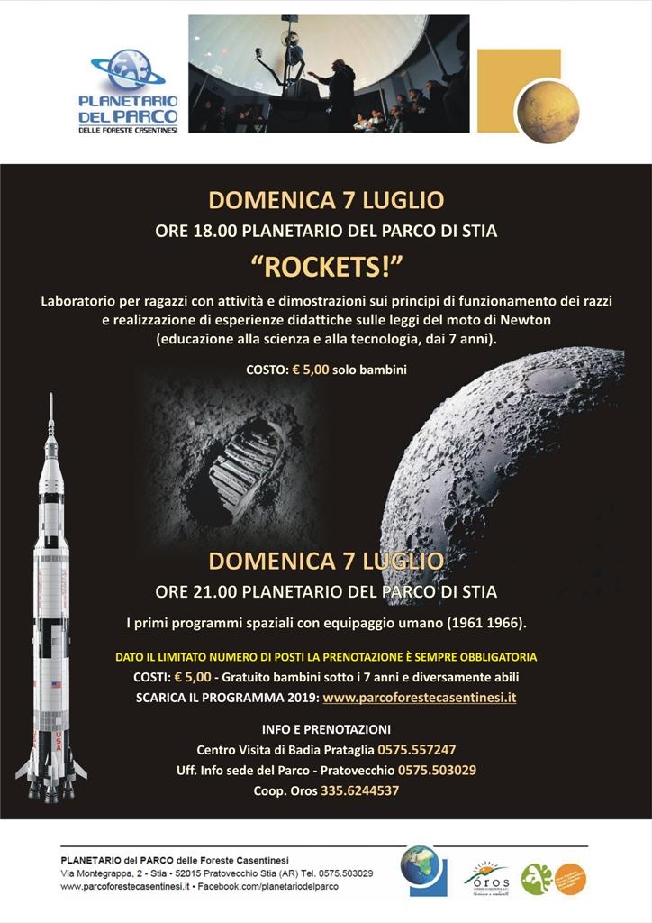 I 50 anni delle missioni Apollo