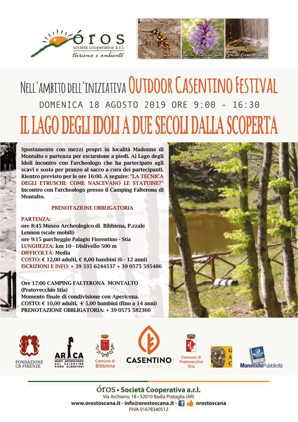 Outdoor Casentino Festival
