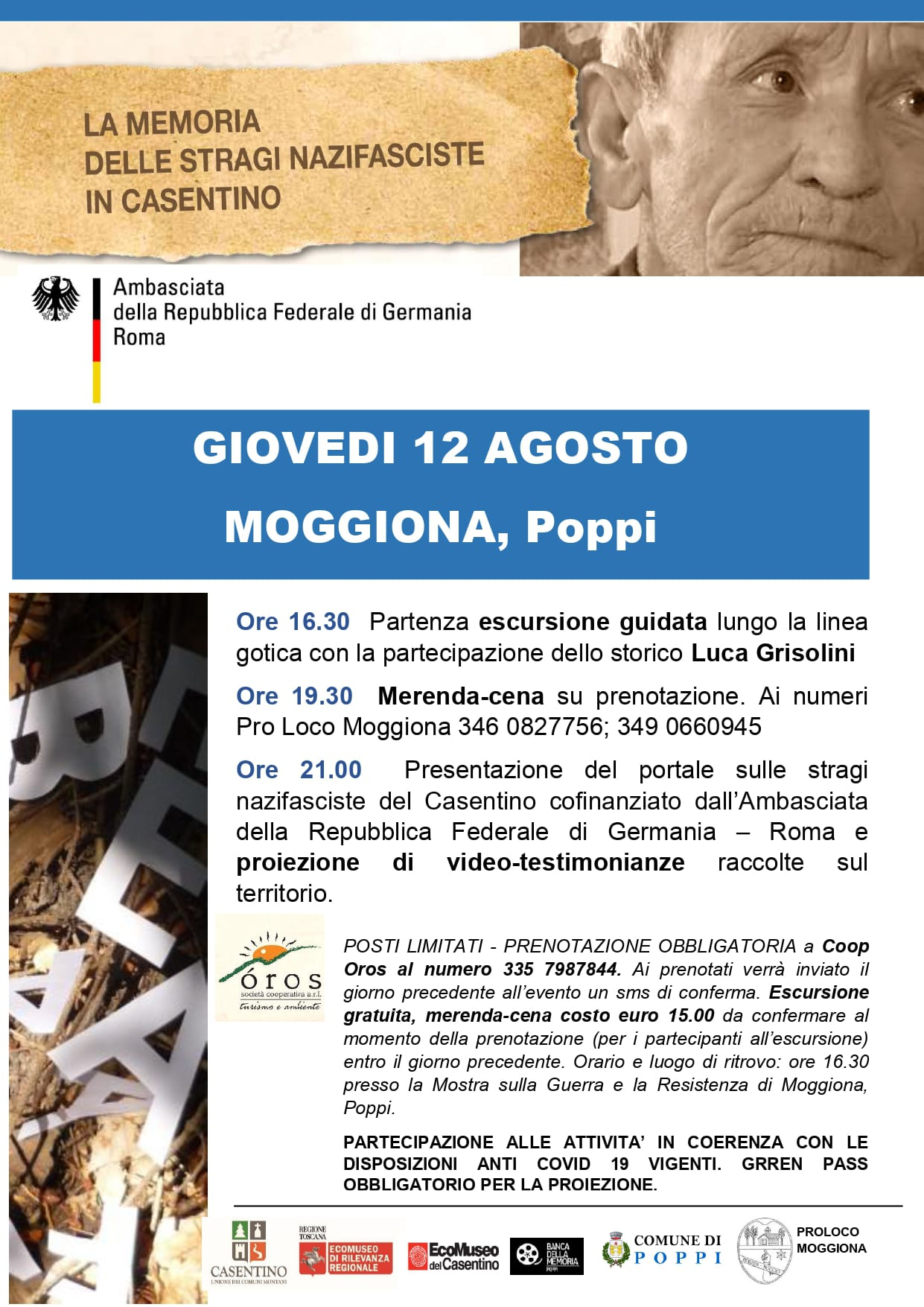 Moggiona, Poppi (AR)